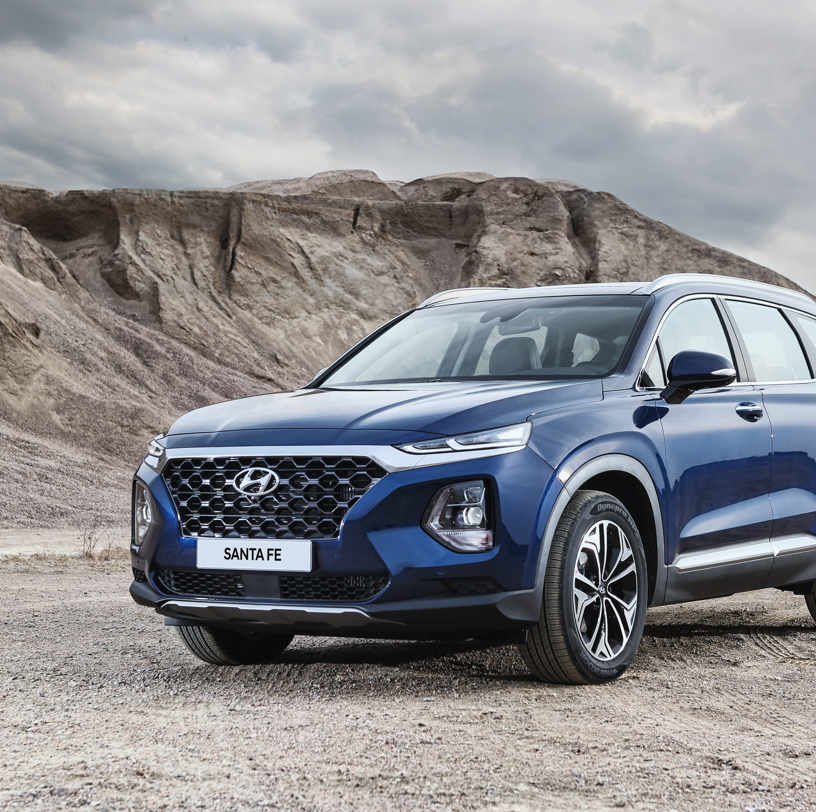 2019 Hyundai Santa Fe delivers a resilient ride