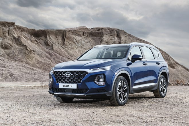 As the best-selling SUV in Hyundai's 32-year history in America, the Santa Fe is now in its fourth generation. The 2019 model offers an all-new family-oriented interior, practical technologies and bold exterior looks.