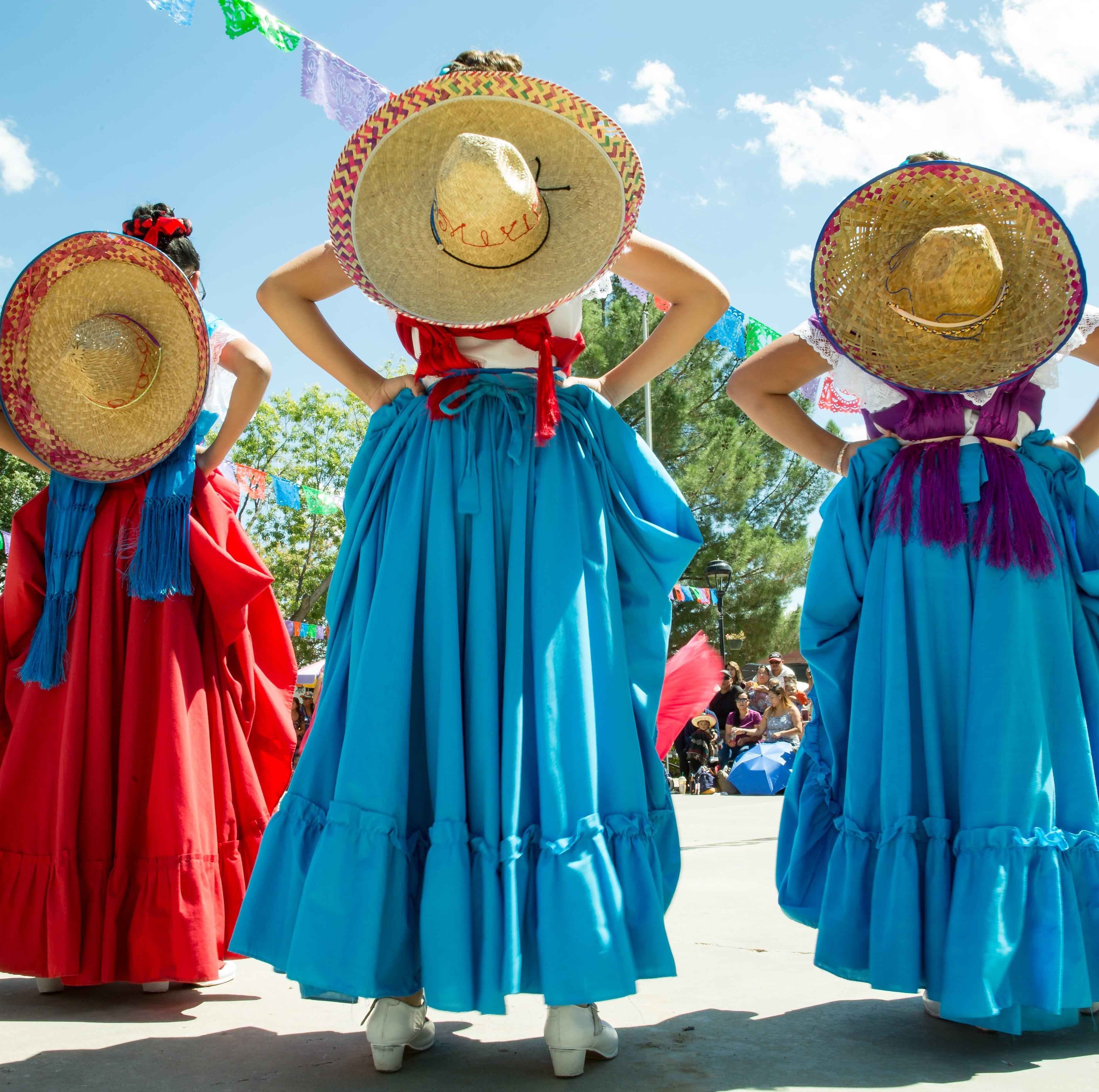 Celebrate Mexican culture, heritage at Diez y Seis de Septiembre Fiesta