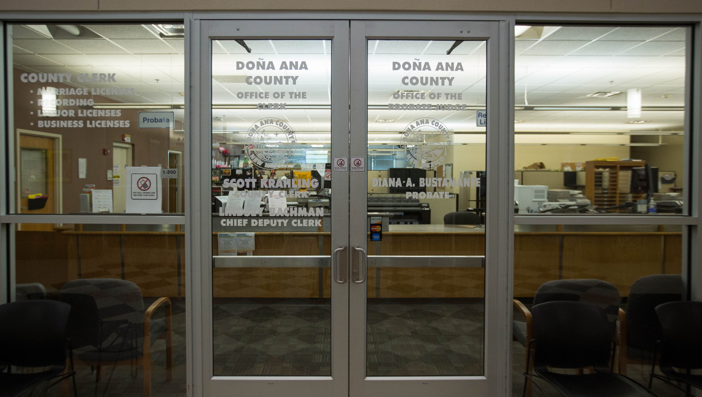GOP leaders accuse Doña Ana clerk's office of mishandled