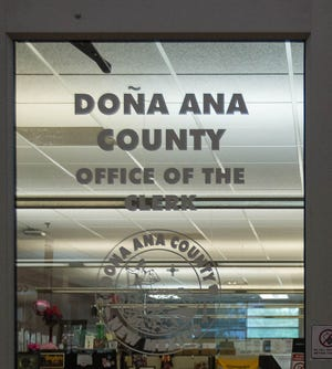 Doña Ana County Clerks Office.