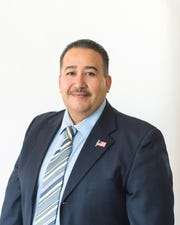 Rick Saldivar is running for the District 4 seat on the Cathedral City Council.