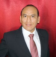 Juan Carlos Vizaga is running for the District 3 seat on the Cathedral City Council.