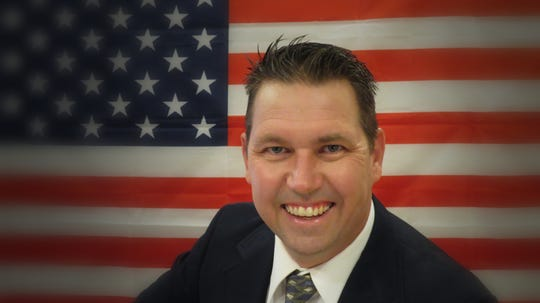 Steve Giboney is challenging incumbent Scott Matas for mayor of Desert Hot Springs.
