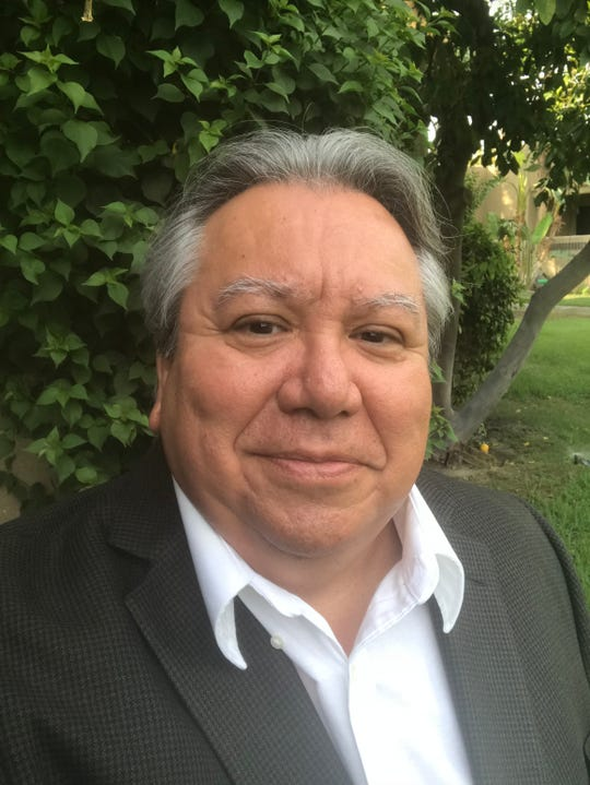 John Rivera is running for the District 4 seat on the Cathedral City Council.