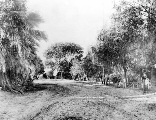 Indian Avenue c. 1898
