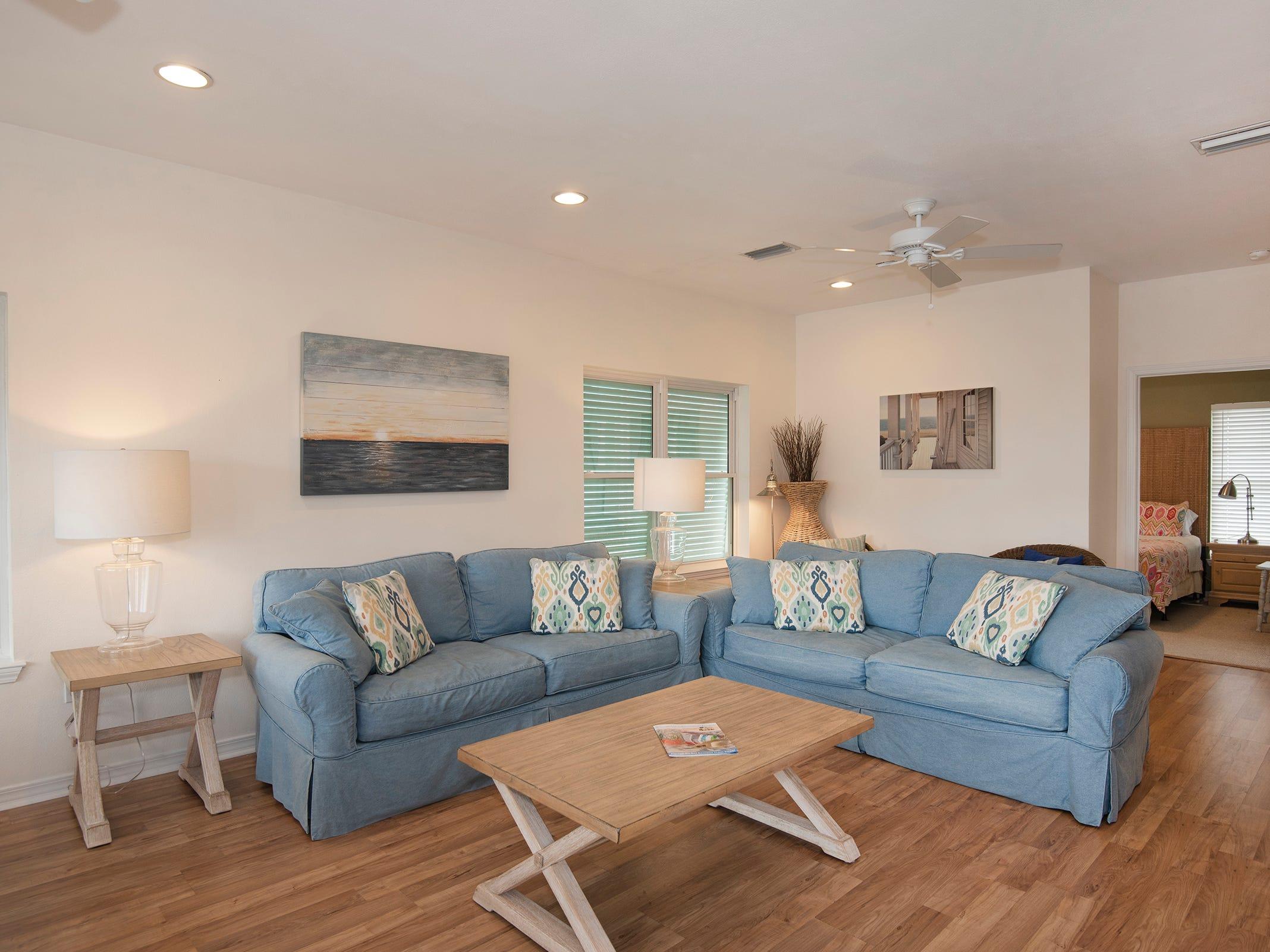 14 Ensenada MarbellaThe living area is open and inviting.