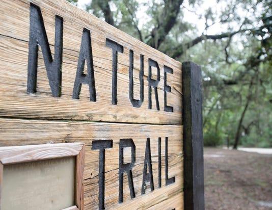 Shoreline Park Nature Trail