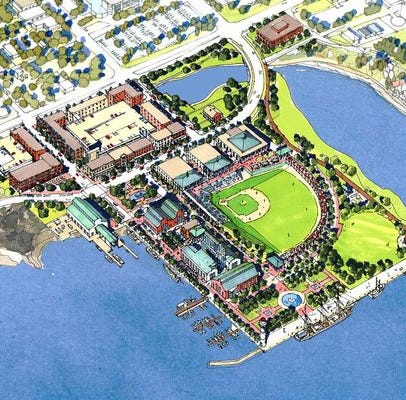 Editorial: Maritime Park deserves more than piecemeal planning