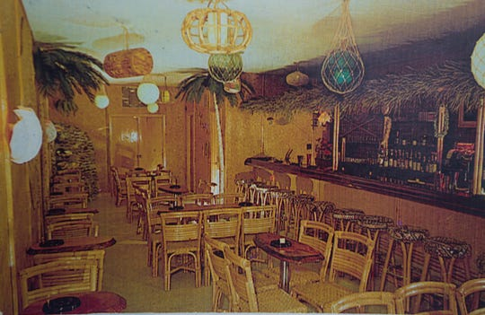 The Islander Package & Lounge as it looked on its opening day.