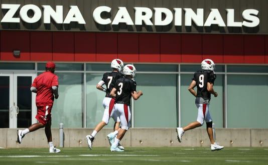 Arizona Cardinals Practice