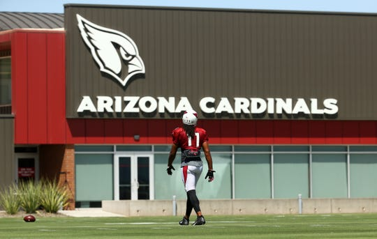 Four Arizona Cardinals players made a list of the top players in the NFL over the last decade, including wide receiver Larry Fitzgerald.