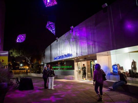 El Museo de Arte Contemporáneo de Scottsdale tiene lo mejor del arte contemporáneo, la arquitectura y el diseño.