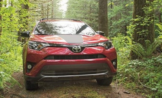 Toyota RAV4 Adventure AWD