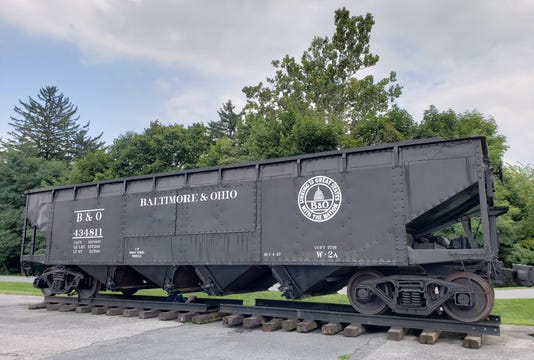 B&O Railroad hopper