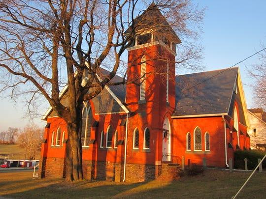 Rehobath Welsh Church