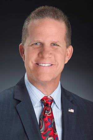 Lt. Gov. Mark Hutchison