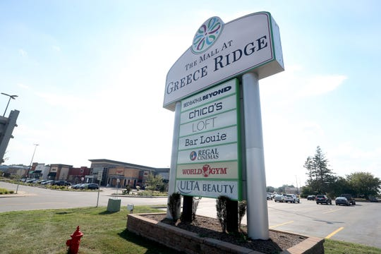 Fights Saturday night at The Mall at Greece Ridge led to the shopping center being evacuated and then closed early.