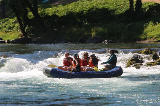 River Fusion Rafting