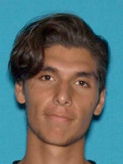 Salinas police are asking Richard Diaz, pictured here, to turn himself in for the Aug. 7 attack of a boy at Natividad Creek Skate Park.