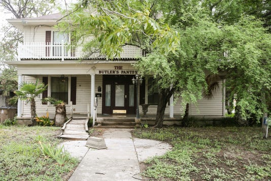 Historic Avenue D Home For Sale In San Angelo