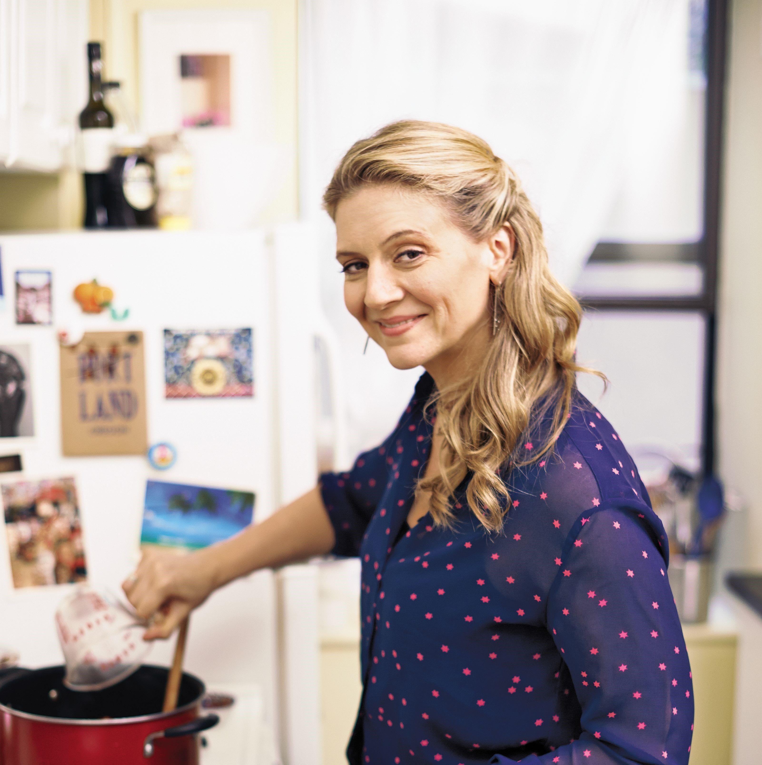Amanda Freitag tells us what she'd put in a Wisconsin 'Chopped' basket