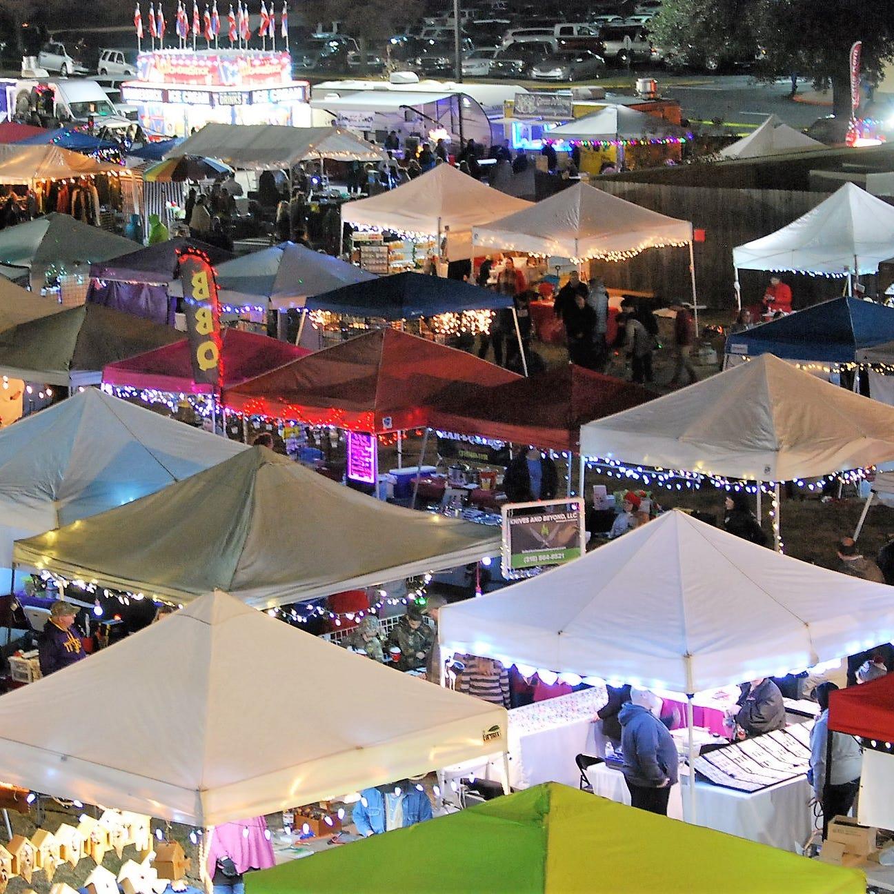 Bossier Night Market rescheduled for Sept. 22