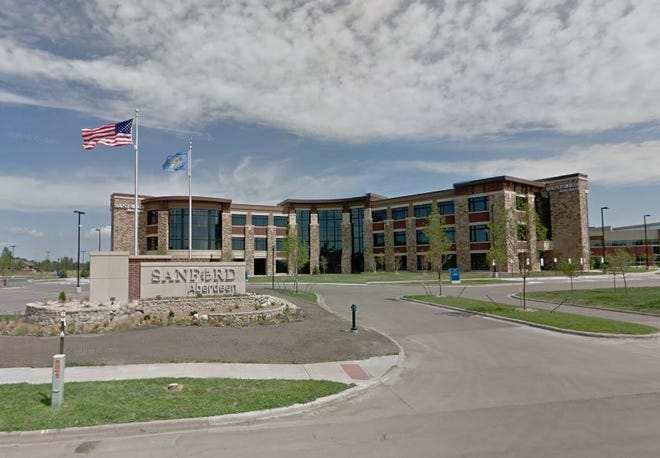 Sanford Medical Center in Aberdeen, South Dakota.