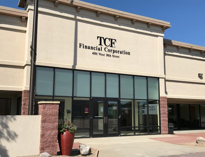 TCF operations center in Sioux Falls.