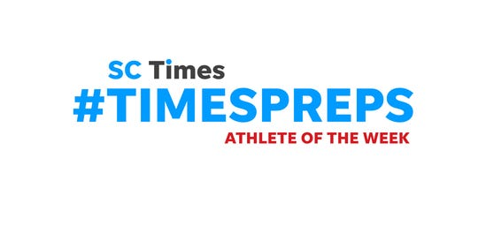 SCTimes Athlete of the Week
