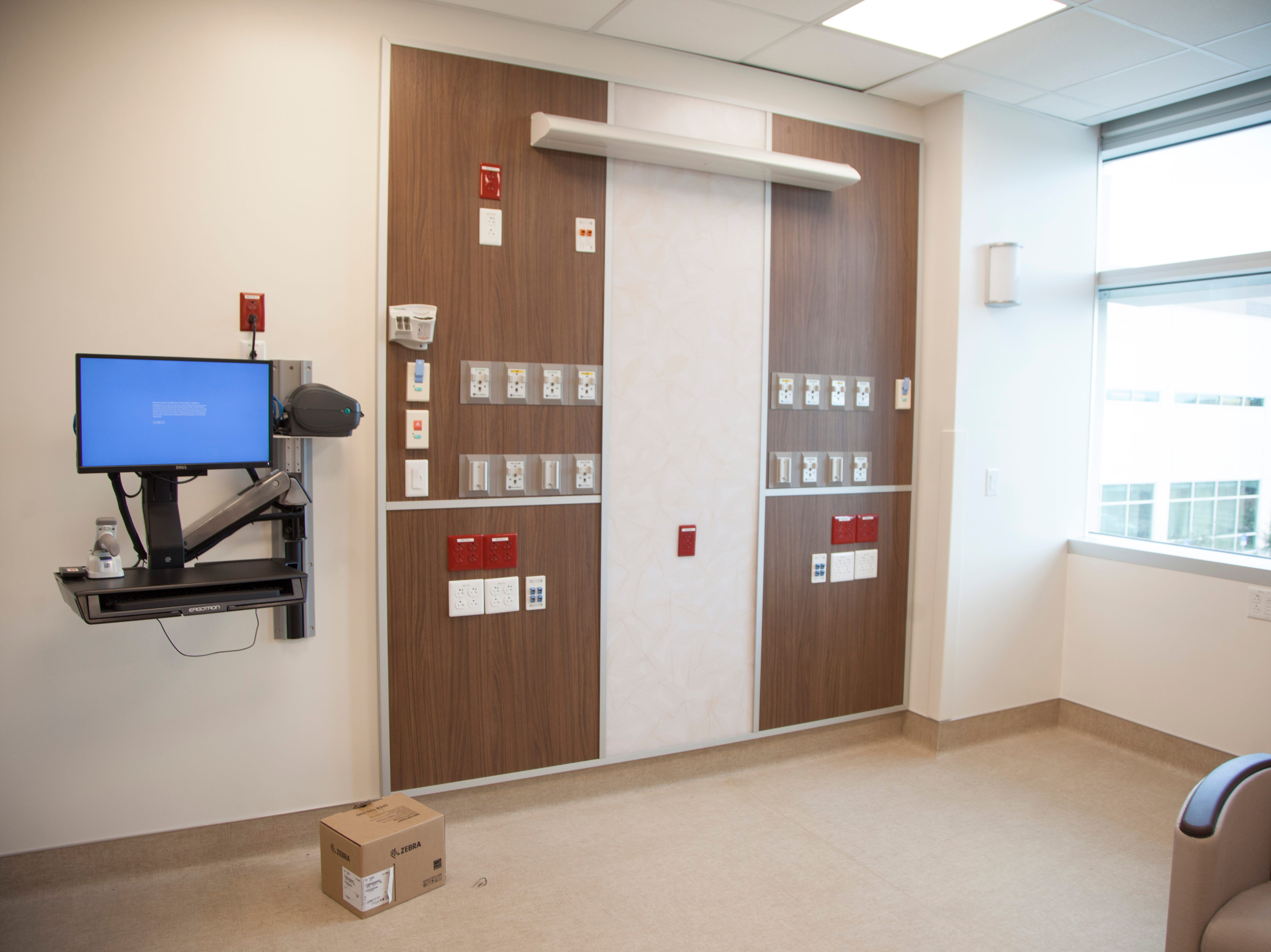 More rooms equipped with new technology have been added to Dixie Regional Medical Center to meet the growing demand for labor and delivery services in Southern Utah.