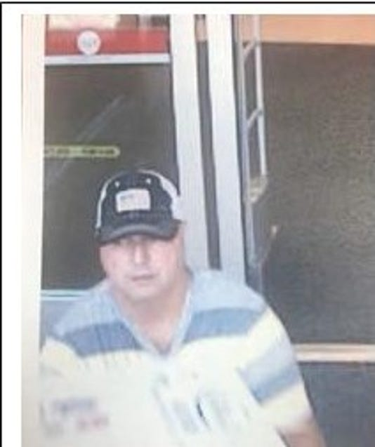 Police are looking for the people who have broken into cars at gym parking lots in Stuart