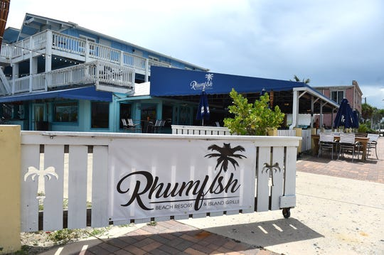 The new Rhumfish Beach Resort & Island Grille, formerly known as the Inlet Bar & Grill, is next to the south jetty in Fort Pierce.