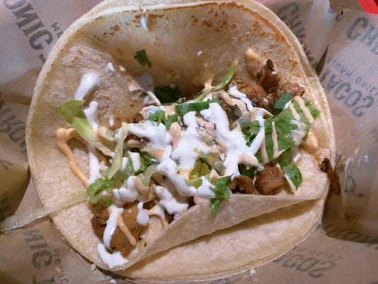 Chronic Tacos' Chicken Taco