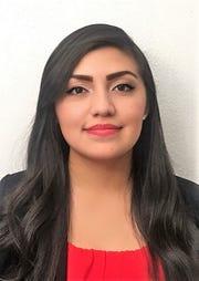 Marysol Chavira, Texas Tech University architecture student.
