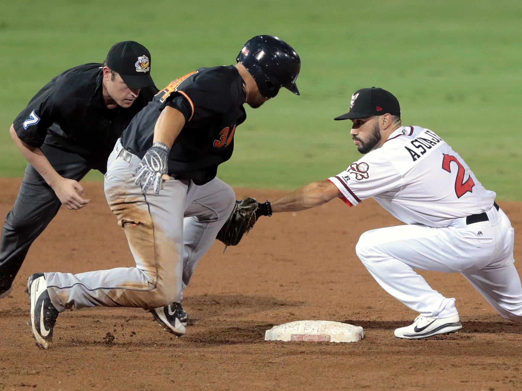 The El Paso Chihuahuas Kick Off Their Playoff Series Against Fresno