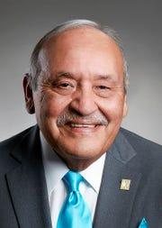 Henry Villa, senior vice president for Western Heritage Bank'sEl Paso market.