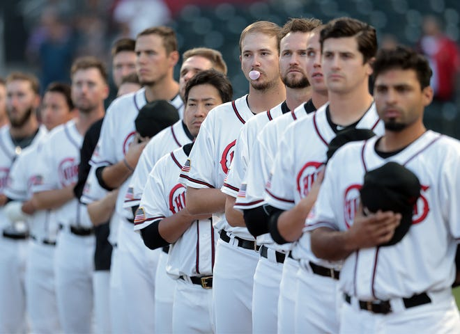The Chihuahuas trail Fresno two games to none in their best of five Pacific Coast League series.