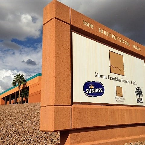 El Paso candy manufacturer buys NC mint-maker; Las Palmas selects chief nursing officer
