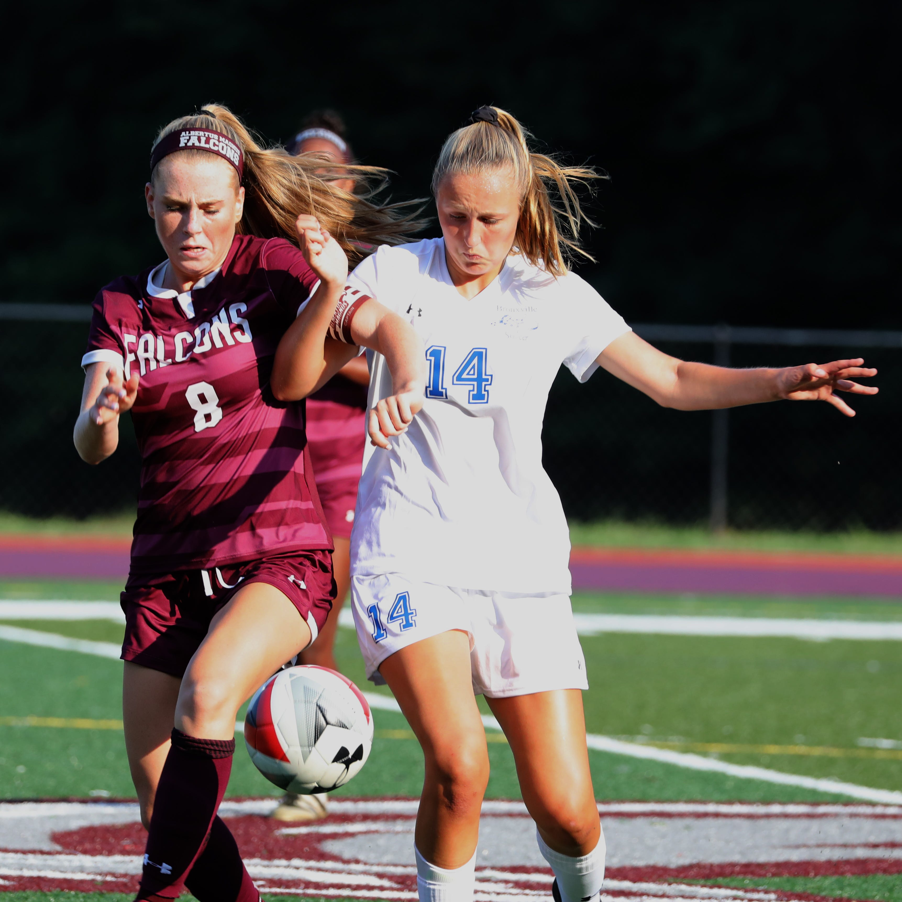 Girls soccer: Section 1 tournament brackets unveiled