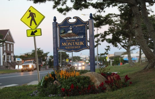 Montauk, Long Island. Tuesday, September 4, 2018.
