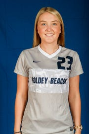 File photo of Goldey-Beacom senior Sophie Greenwood.