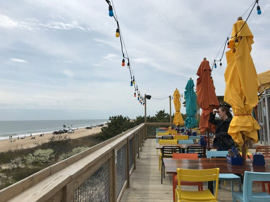Big Chill Beach Club at the Indian River Inlet has one of the best water views in the state.