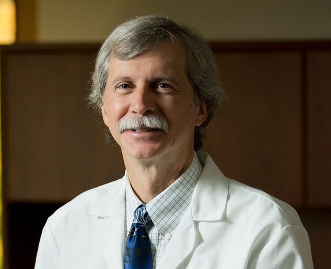 Alan Greengrass practiced primary care internal medicine and was a physician leader at Christiana Care.