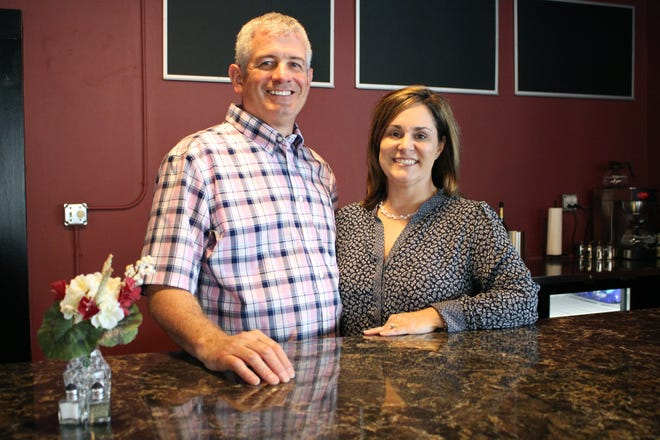 Mike and Alana Ryan hope to share their wine tasting experience with their own wine bar in downtown Zanesville.