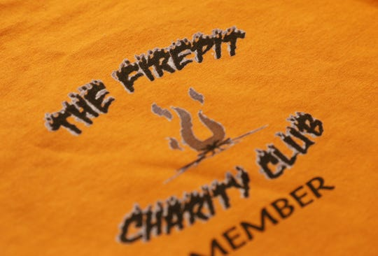 The Firepit Charity Club holds several benefits a year for a variety of causes.