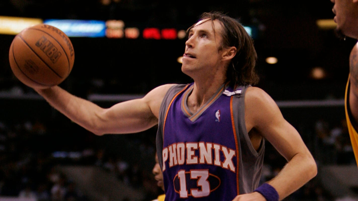 d868db0a995 Steve Nash says he would ve shot  20 times a game  in today s NBA