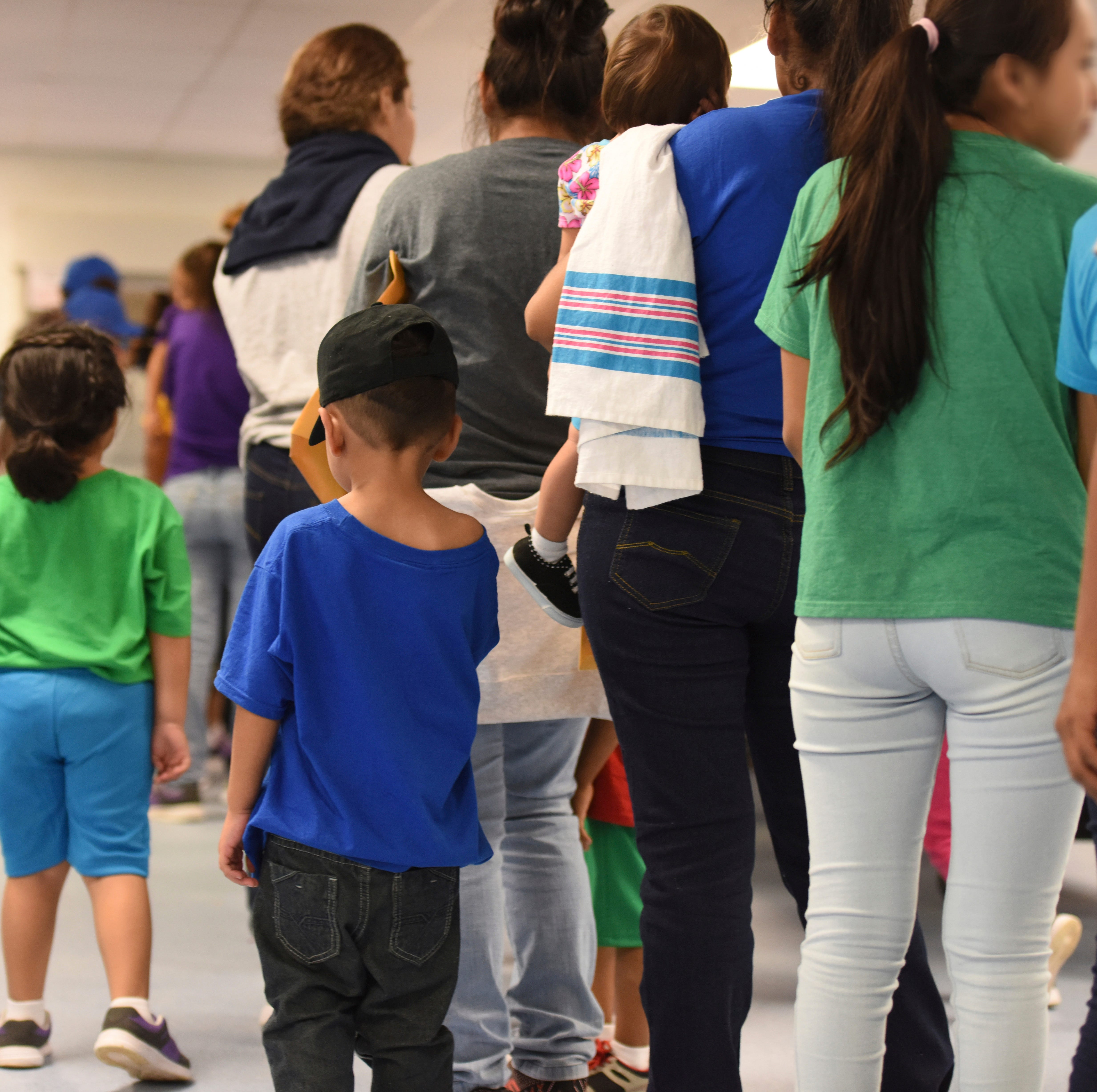 Opinion: Cold, uncaring treatment of immigrants reflects people's hearts