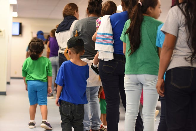 The Homeland Security Department announced Thjursday proposed regulations that would terminate the so-called Flores agreement that requires the government to keep children in the least-restricted setting and required their release generally after 20 days in detention.