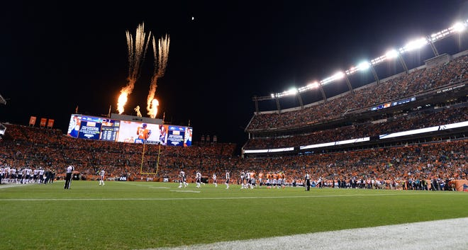 Sports gambling's expansion to states other than Nevada brings an added element to some fans' enjoyment of the NFL.